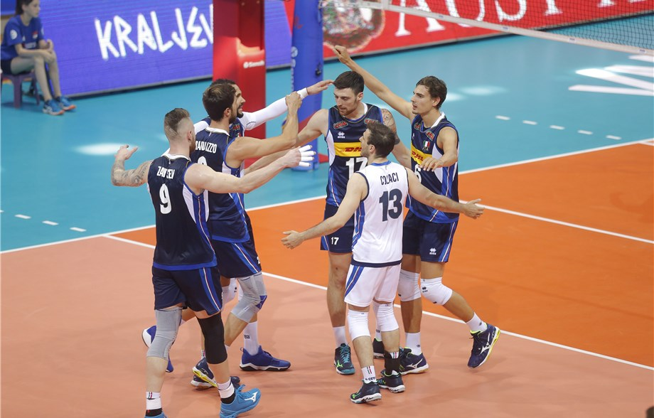 2018 Men's #VNL Pool 7 Preview: Italy, Argentina, Canada & Iran