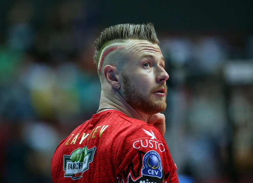 Perugia Block Devils Fight Late for 5-Set Champions League Bronze