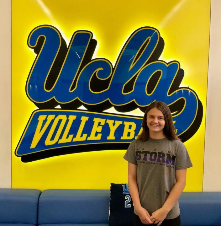 Class of 2021 DS/L Katie McCarthy Commits to UCLA