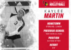Illinois State Nabs '17 All-MAC 1st-Team OH Kaylee Martin via Transfer