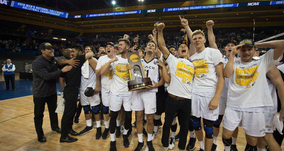 NCAA Men's Champions LBSU To Be Honored at Baseball Game