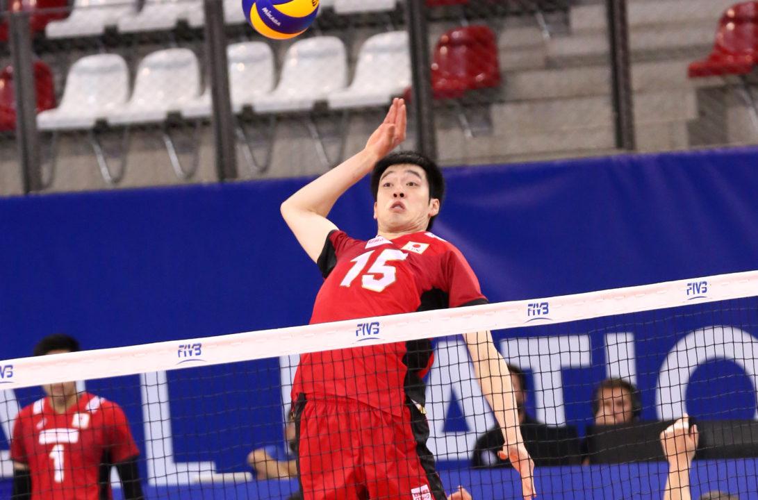 Japan, France Excel Offensively in 4-Set VNL Pool 1 Wins