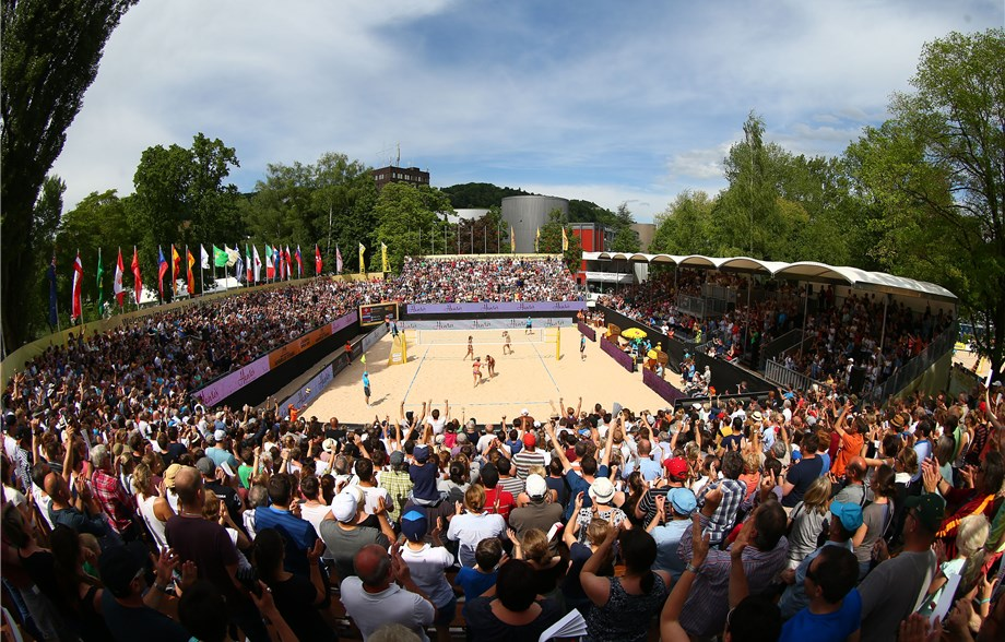 Busy FIVB Slate Rolls On with Events in Switzerland, Thailand, Vietnam