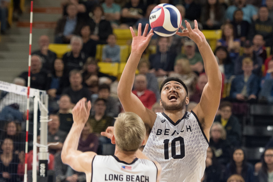 Long Beach State's Record Hitting Percentage Belies National Trend