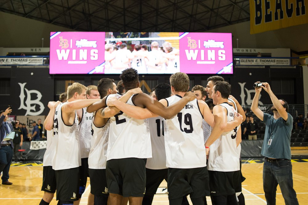 """Knipe Says LBSU """"Staying in the Routine of the Things We Can Control"""""""