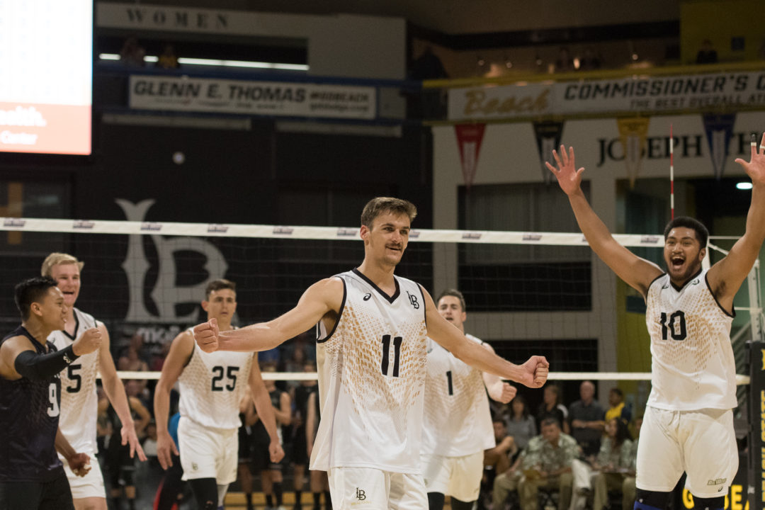 #1 Long Beach Outlasts #5 Ohio State In National Semifinal