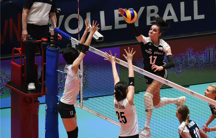 Inside The Numbers: A Look at the VNL Women's Preliminary Rounds