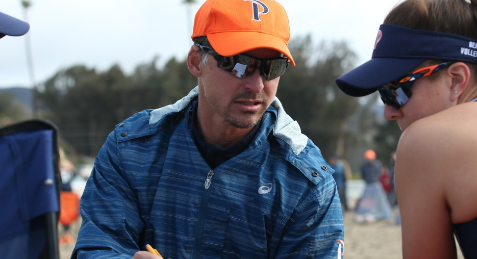 Pepperdine's Sicoli Named AVCA Assistant Coach of the Year