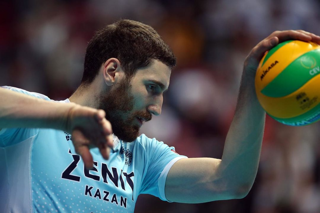 Zenit Kazan's Maxim Mikhailov Named MVP of CL Final 4