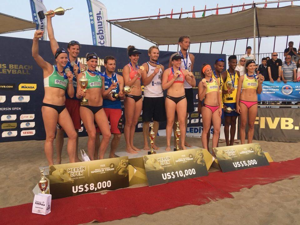 Austrians, Russians Earn First Tour Golds at Mersin Three-Star