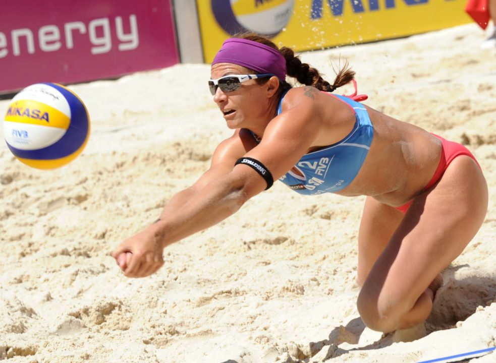 Misty May-Treanor Appointed Co-Chair of Presidential Council on Sports