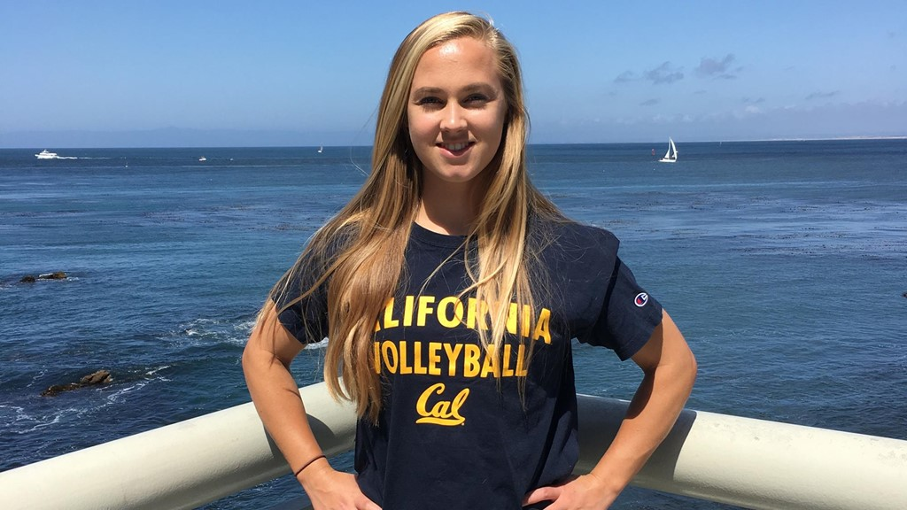 Cal Adds Defensive Specialist Morgan Wright From West Valley College