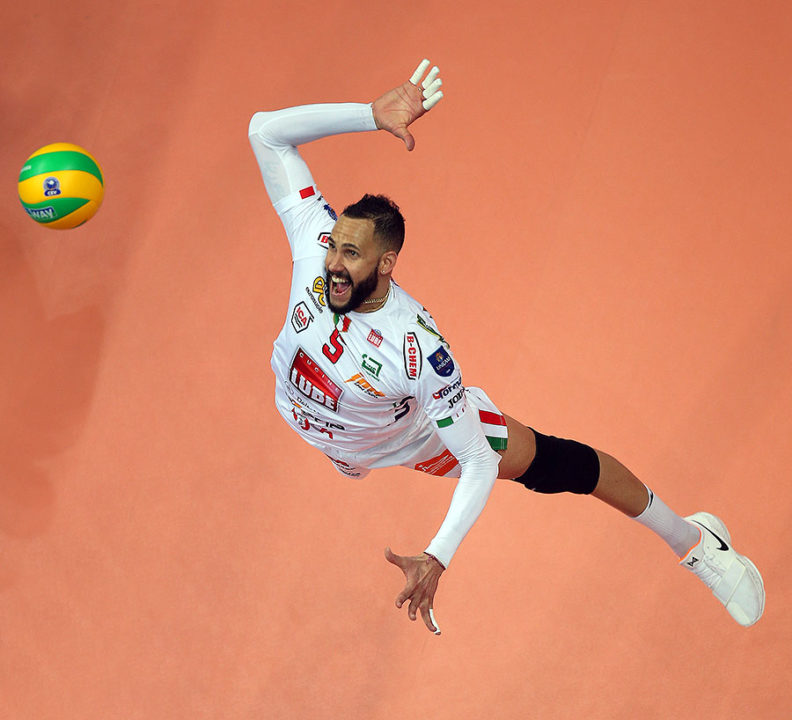 4 Aces for Juantorena Lifts Civitanova to Champions League Final