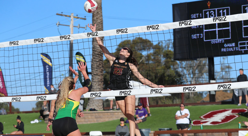 Pac-12 Announces Beach Volleyball All-Academic Teams