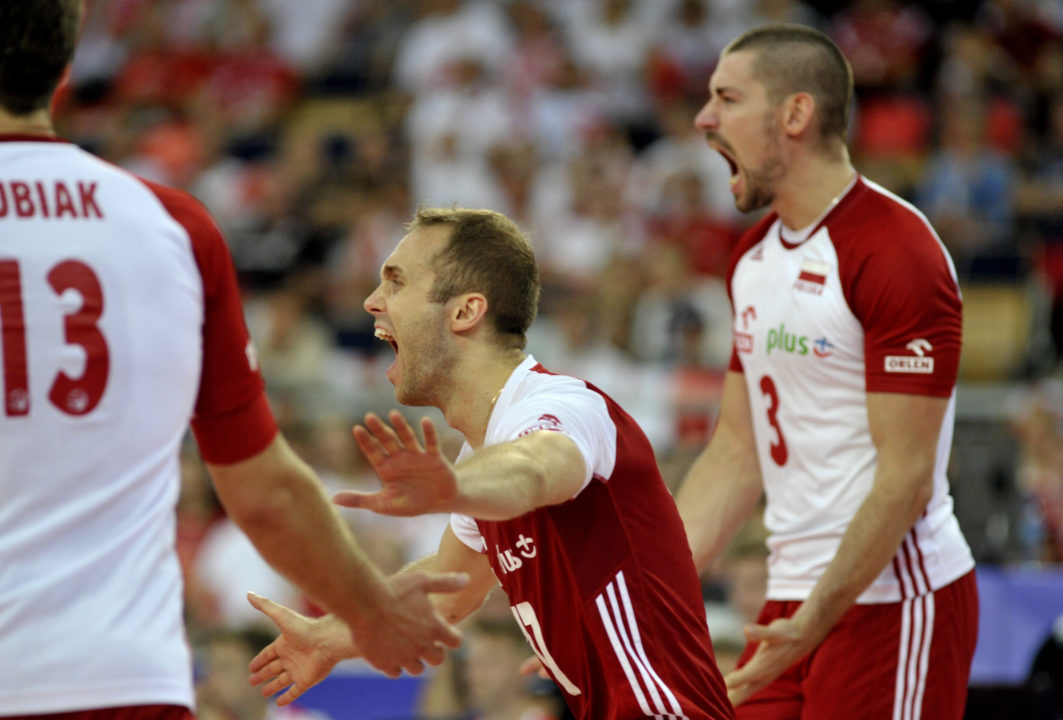 Poland Names Their Roster for the World Championships
