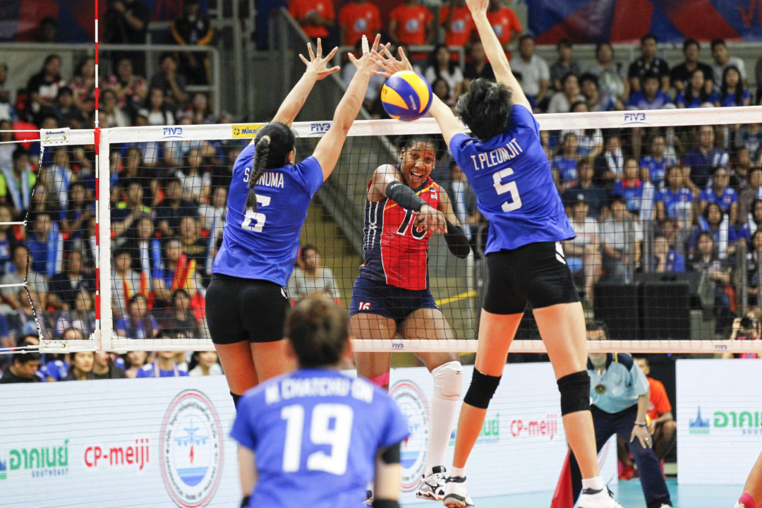 Dominican Republic Picks Up Sweep of Home-standing Thailand