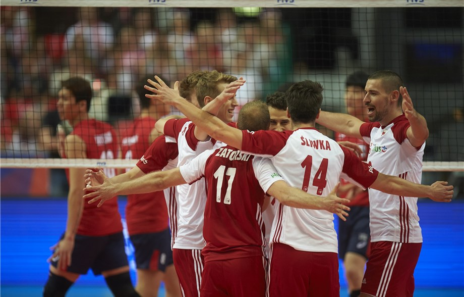 2018 Men's #VNL Pool 8 Preview: Poland Hosts China, France & Germany