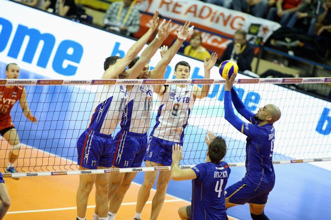 Dynamo Moscow Extends Russian National Teamer Yury Berezhko