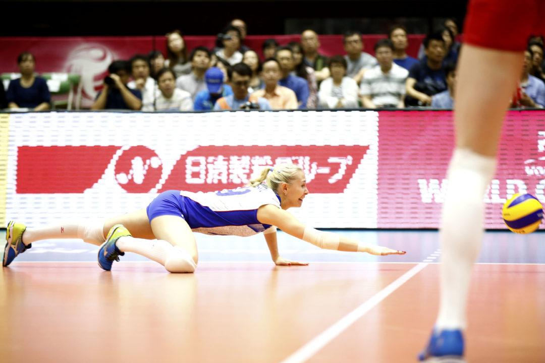 "2016 Olympics' Top Digger Anna Malova Gives Birth to Daughter ""Faith"""