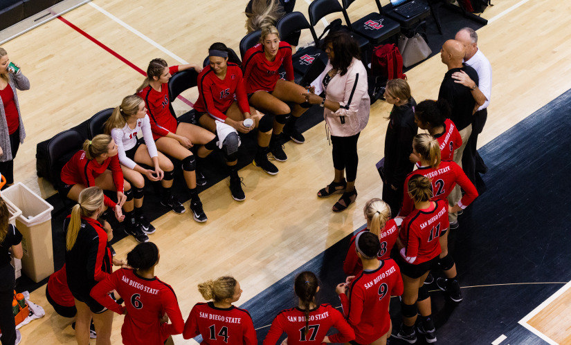 San Diego State Brings on Pair of Setter Transfers From the Pac-12