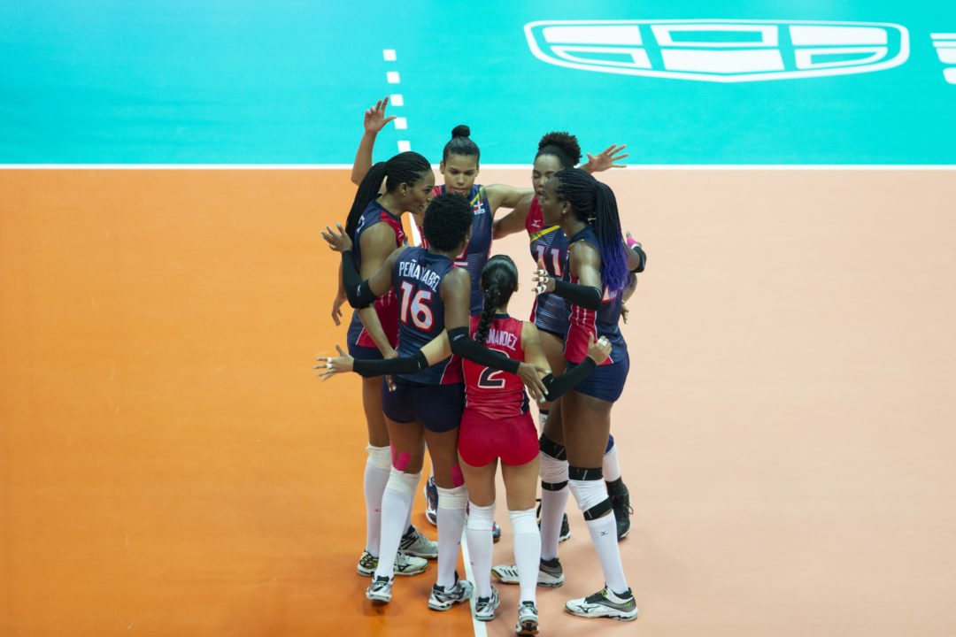 #VNL Preview: Pool 11 – USA, Dominican Republic, Germany, Thailand