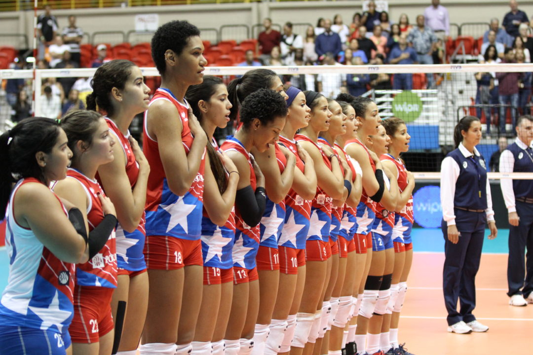 2018 NORCECA Women's Challenge Cup Kicks Off Thursday in Canada
