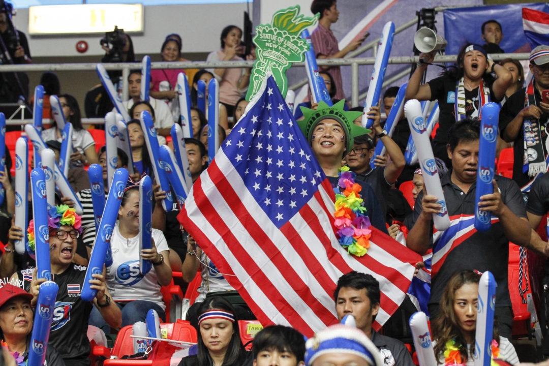 VNL Standings Update: USA, Brazil, Serbia Move To 8-1 After Week 3