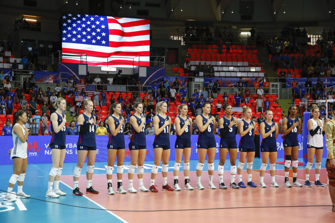 USA Starts #VNL Week 3 with Dominant Sweep of Germany