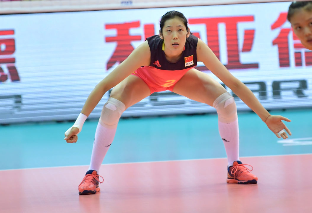 #VNL Pool 12 Preview – China Hosts Japan, Italy & Argentina