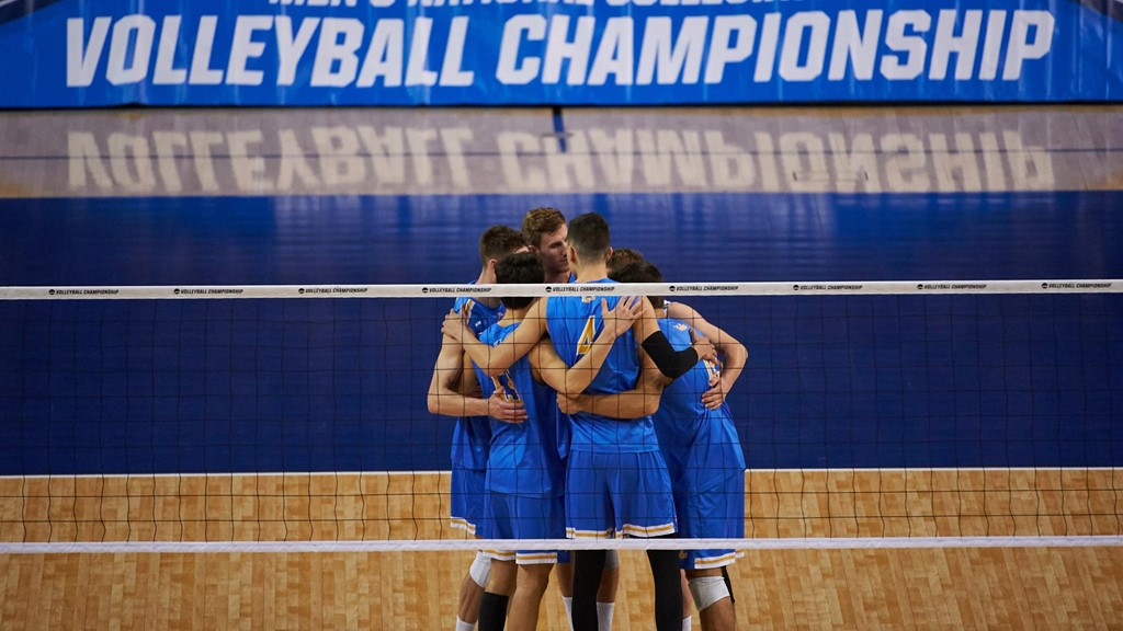 Why UCLA's Upset of 2nd-Seeded BYU Is Good for Men's Volleyball