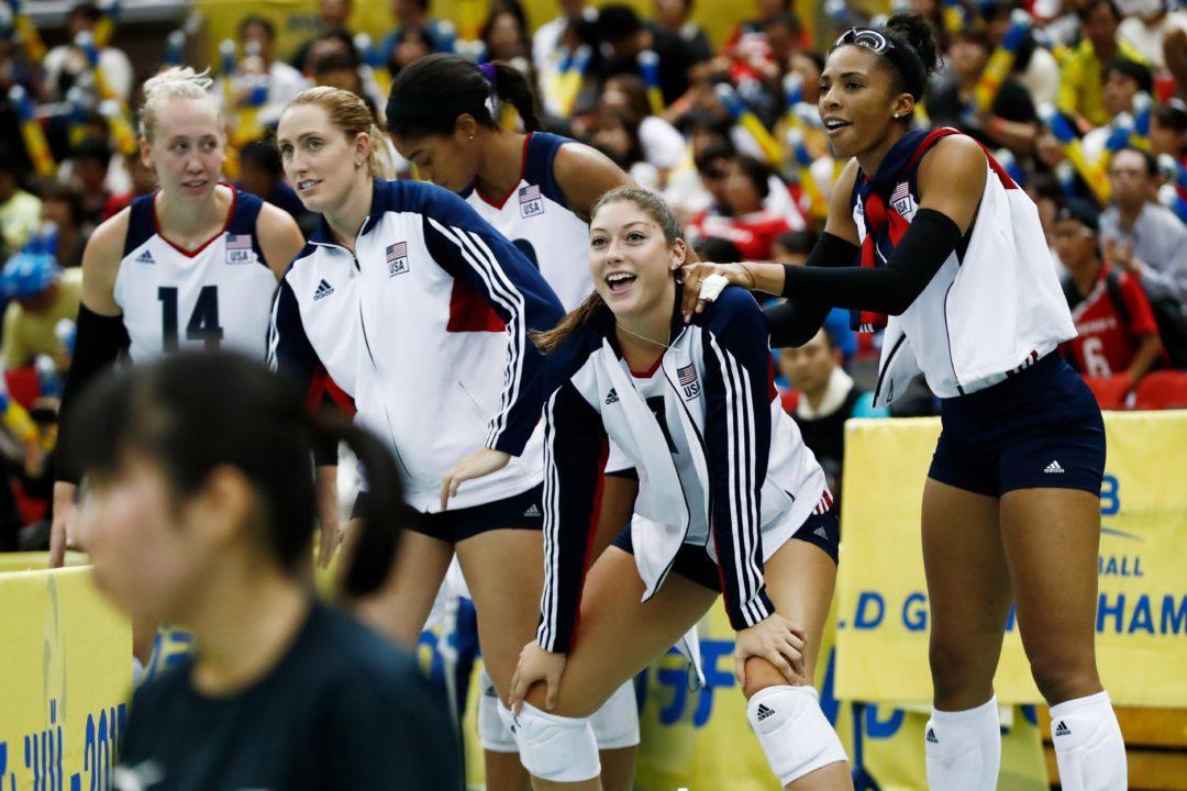 U.S. National Team Setter Lauren Carlini Signs With Igor Volley Novara