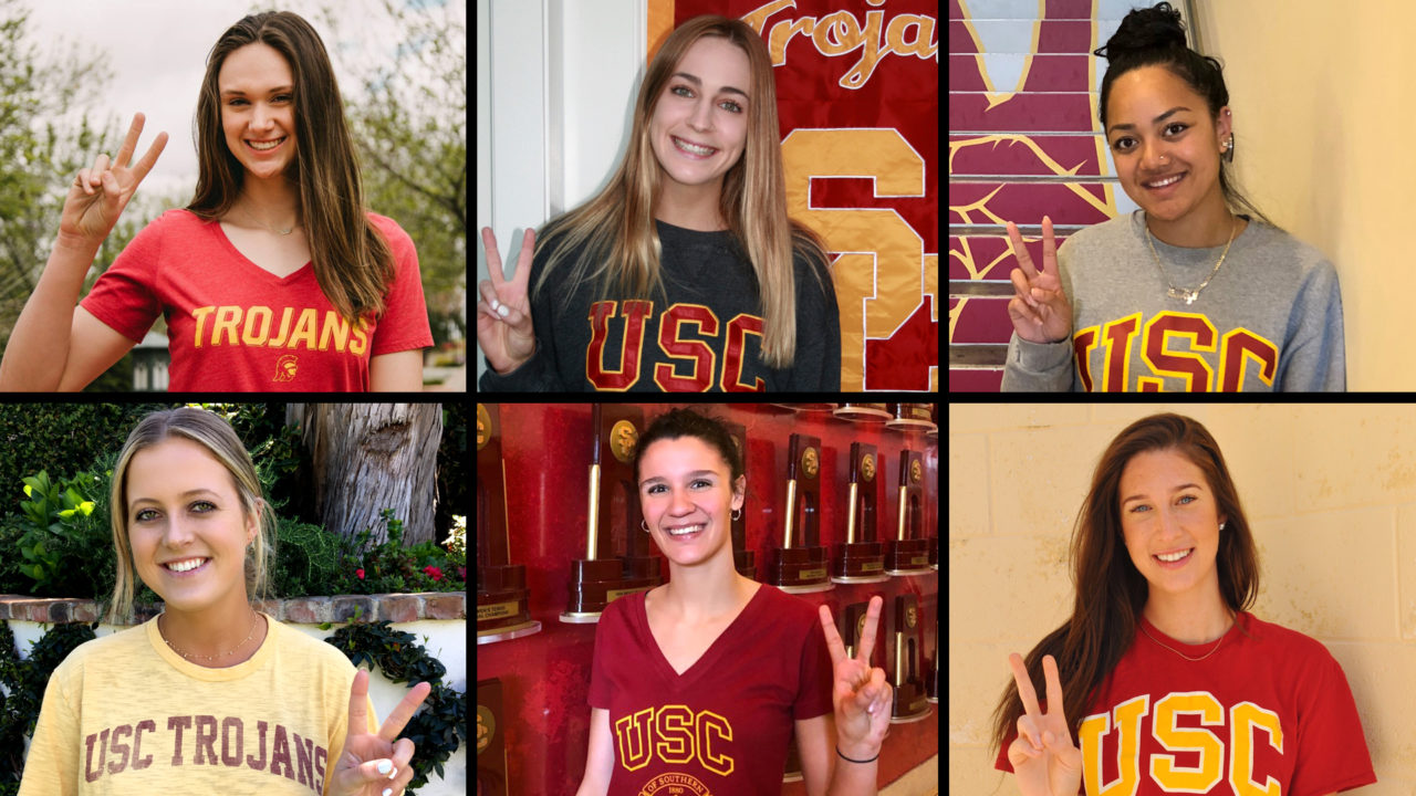 USC Adds Six Athletes to 2018 Squad