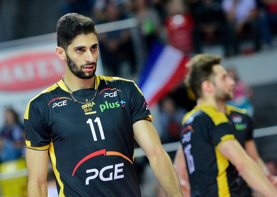 Iranian National Teamer Milad Ebadipour Extends Contract With Skra