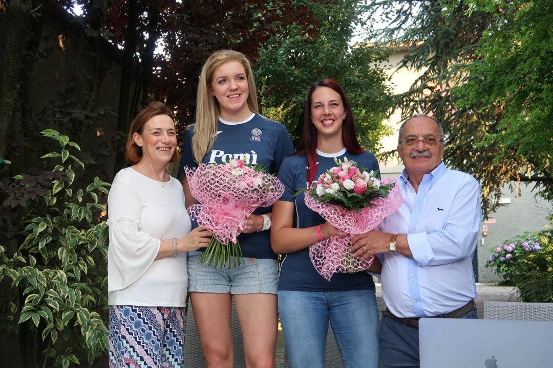 Casalmaggiore Signs Polish Star Agniezka Kakolewska And Giulia Bertolo