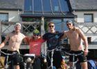 Pieter Verhees Goes On Bike Pilgrimage To Help Raise Money For Charity