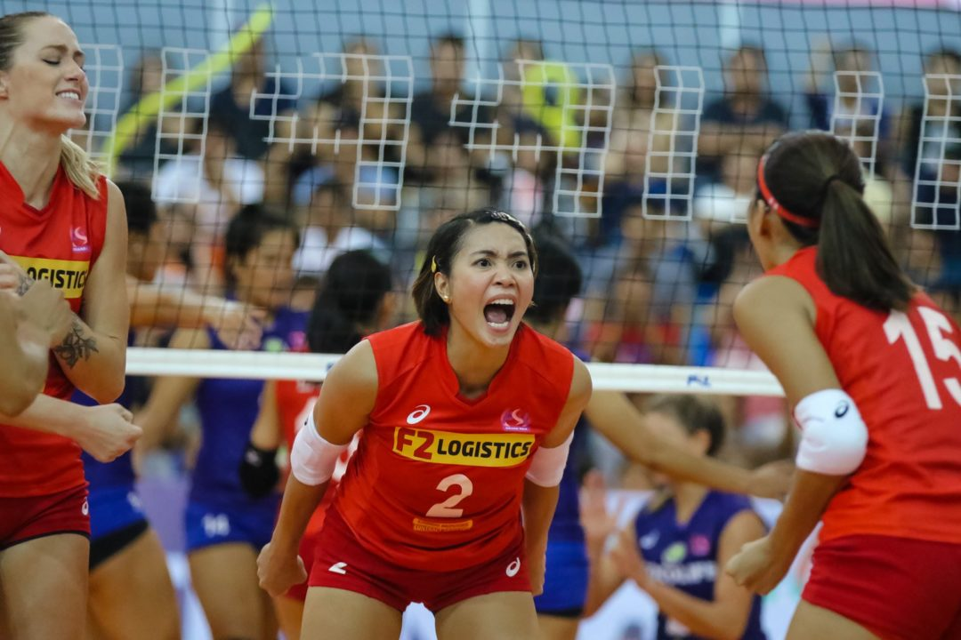 Aby Marano Named Captain of Philippine Women's National Team for 2018