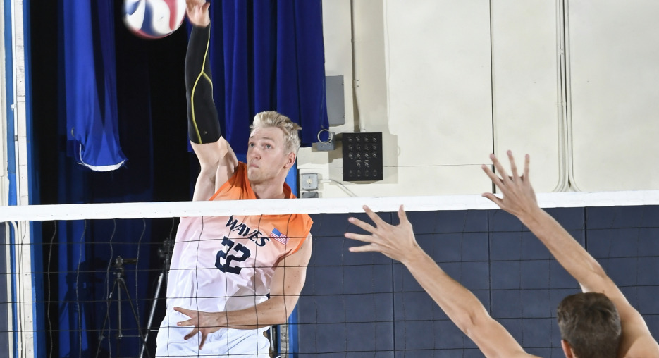 Nine Men's Volleyball Players Earn Academic All-America Honors