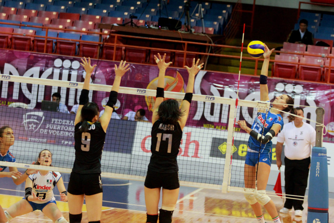 21-Year-Old Italian National Teamer Guerra Announces China Transfer
