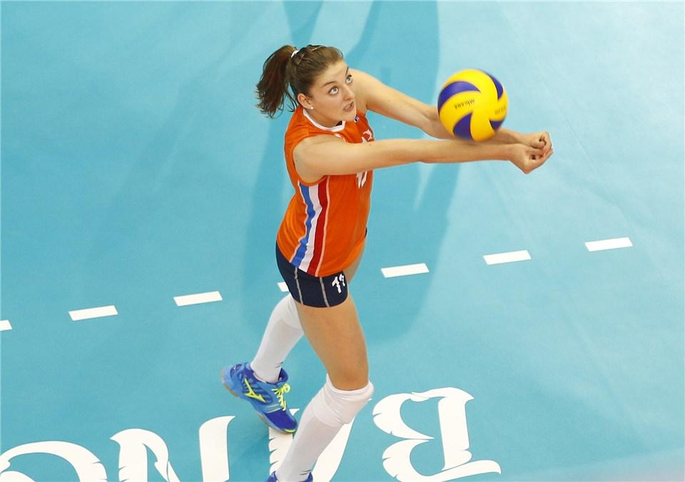 Dutch National Team Veteran Anne Buijs Moves to Monza