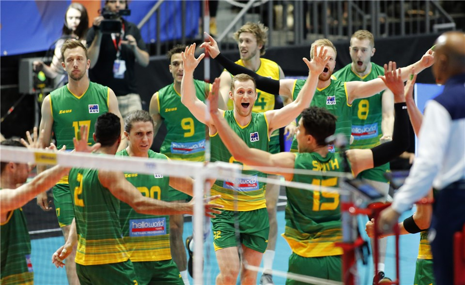 #VNL Pool Preview: Brazil, Poland, Argentina, Australia