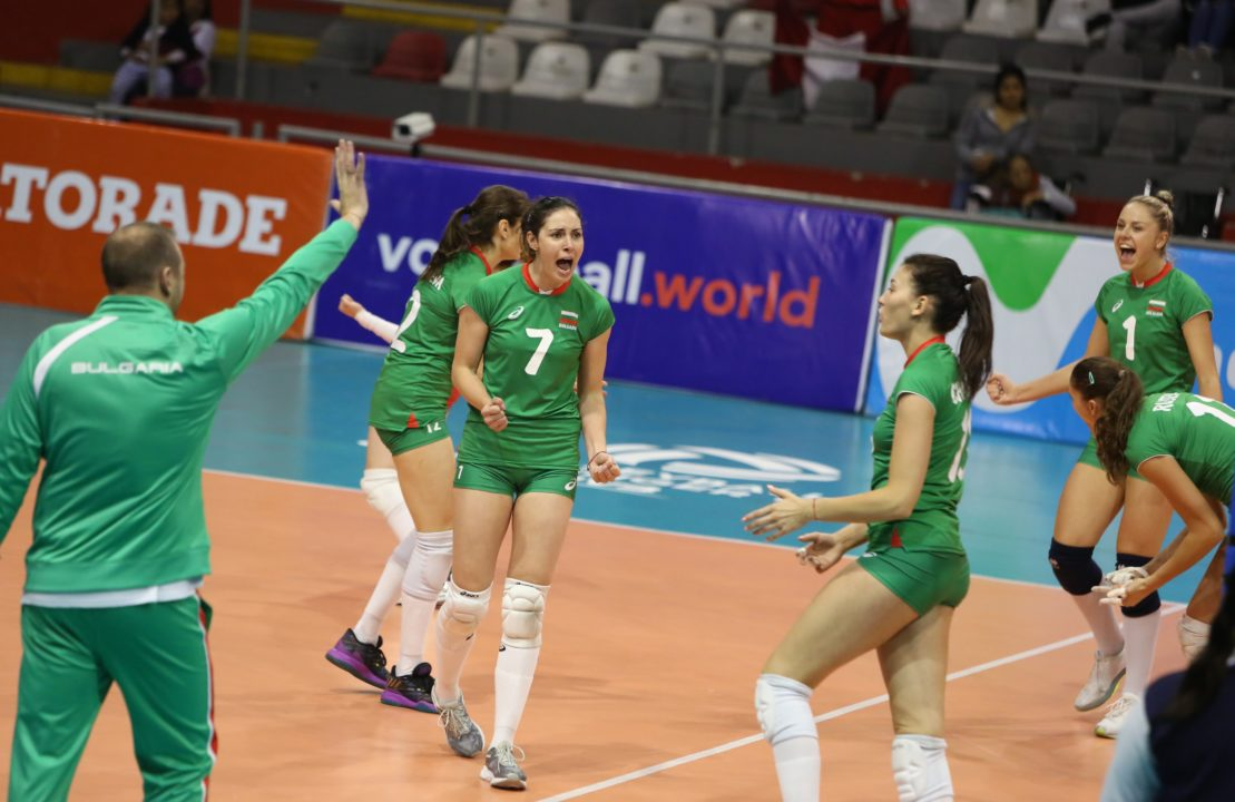 FIVB Women's Challenger Cup: Colombia & Bulgaria to Meet for 2019 #VNL Bid
