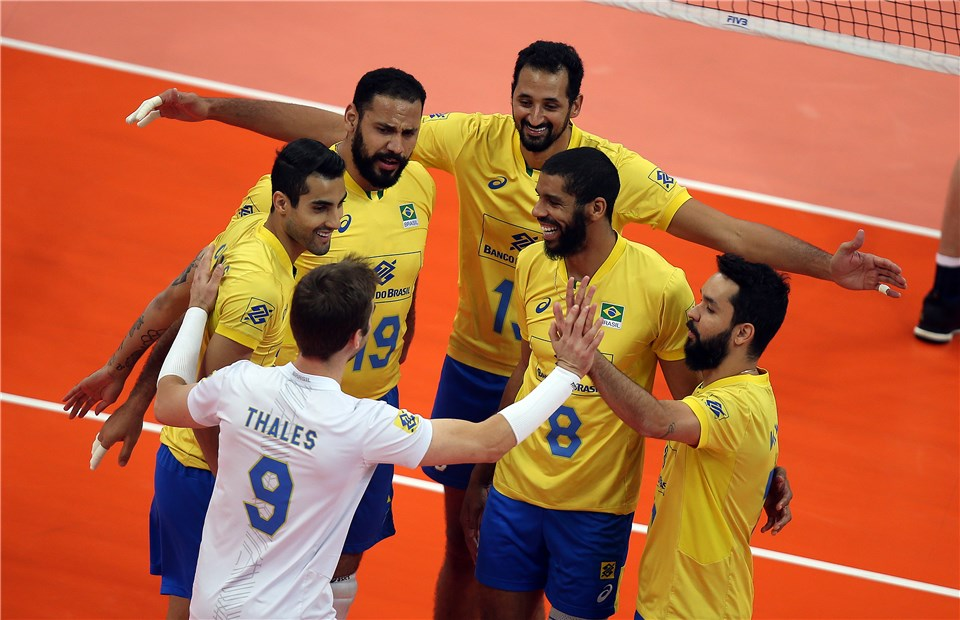 #VNL Men's Semifinals Preview