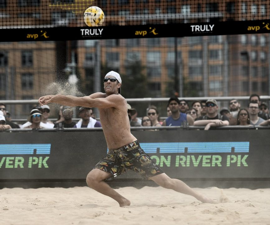AVP New York Semis to Feature Top 3 Men's, Women's Pairs