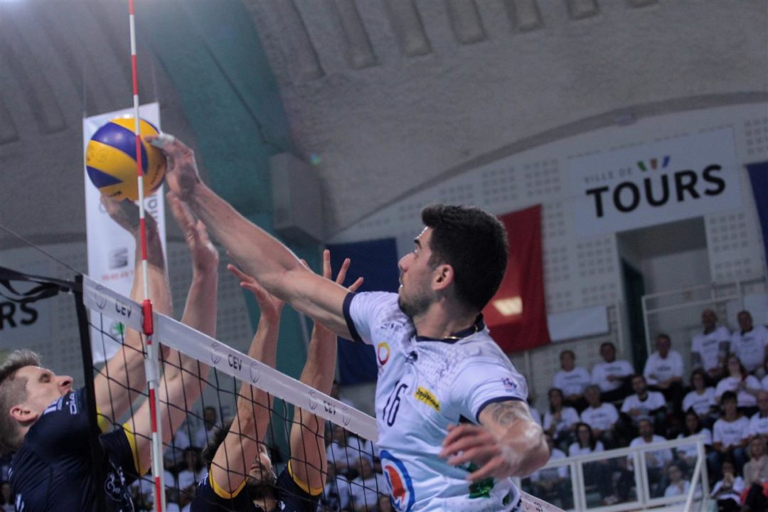 Levi Cabral Heads Back to French Ligue A From Brazil