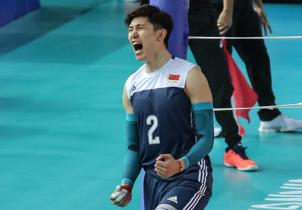 Serbia, China End Final Six Hope for Canada, Japan with Victories