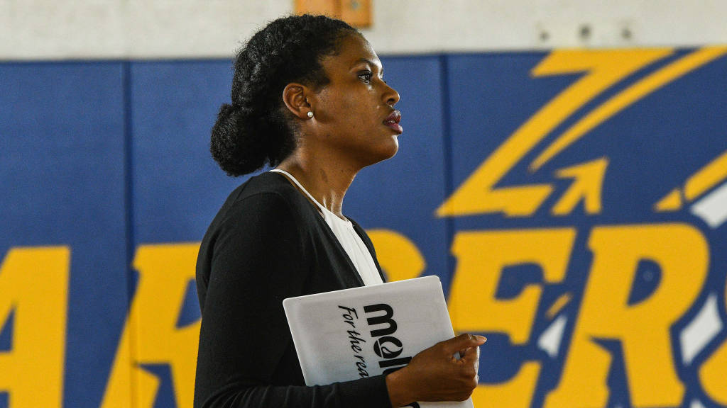 Columbia Hires Amber Cannady as Assistant Coach