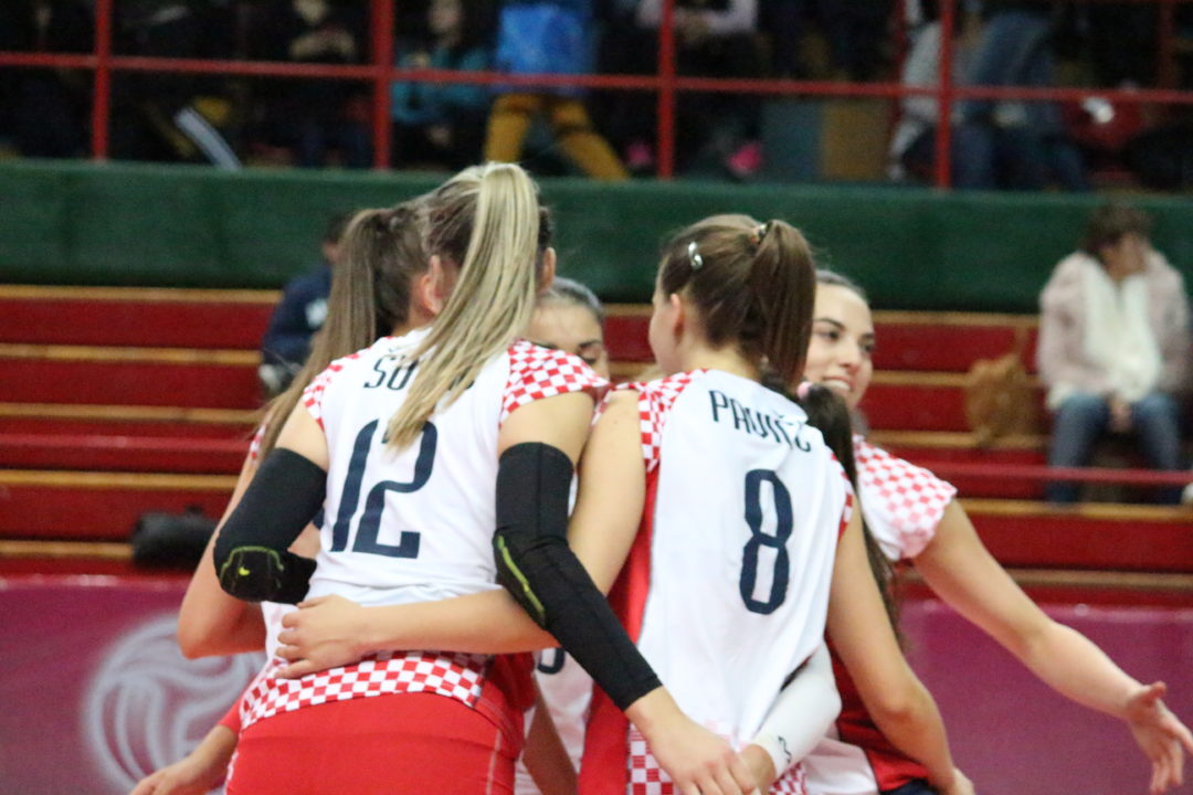 Mediterranean Games Women's Volleyball: Greece & Croatia to Play for Gold