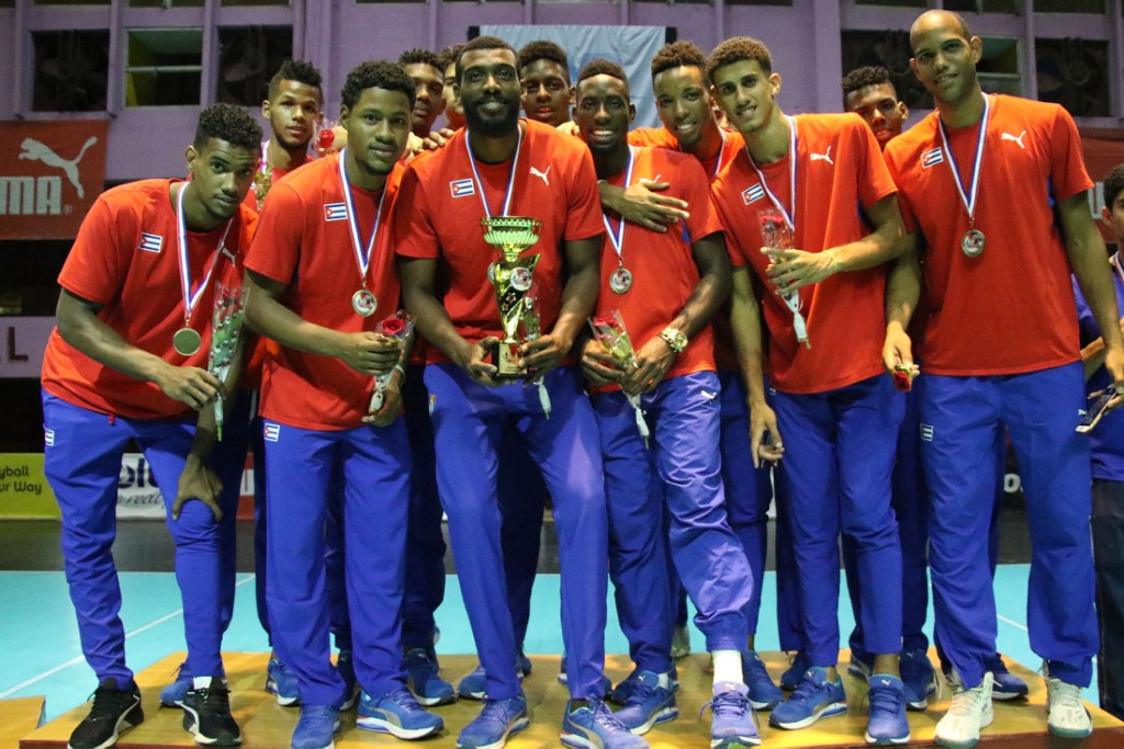 Men NORCECA Challenge Cup Day 5: Cuba Earns Bid to VNL Challenge Cup