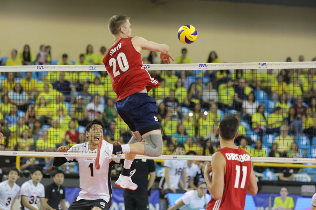 U.S. National Team Captain David Smith Signs with Resovia