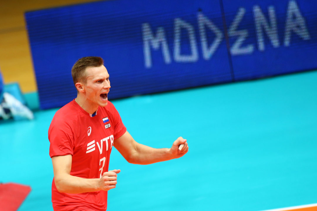 UPDATE: Russia Qualifies for the #VNL Semifinals